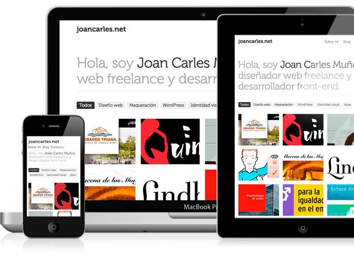 Diseño web adaptativo